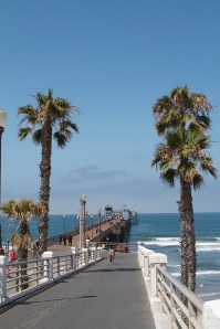 Oceanside Pier RAAM start area
